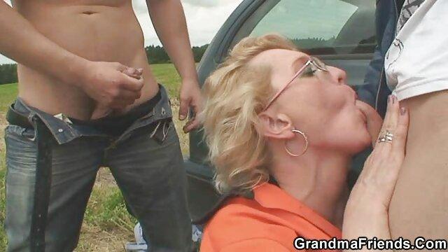 Adulte pas d'inscription  Tante grosse mais très film porno en stream excitée se fait baiser par son jeune amant